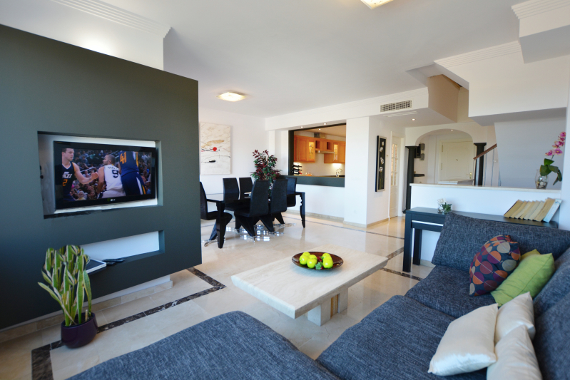 La Vizcaronda 3 Bed Modern Contemporary Townhouse Manilva Duquesa Port Estepona Marbella For Sale 1