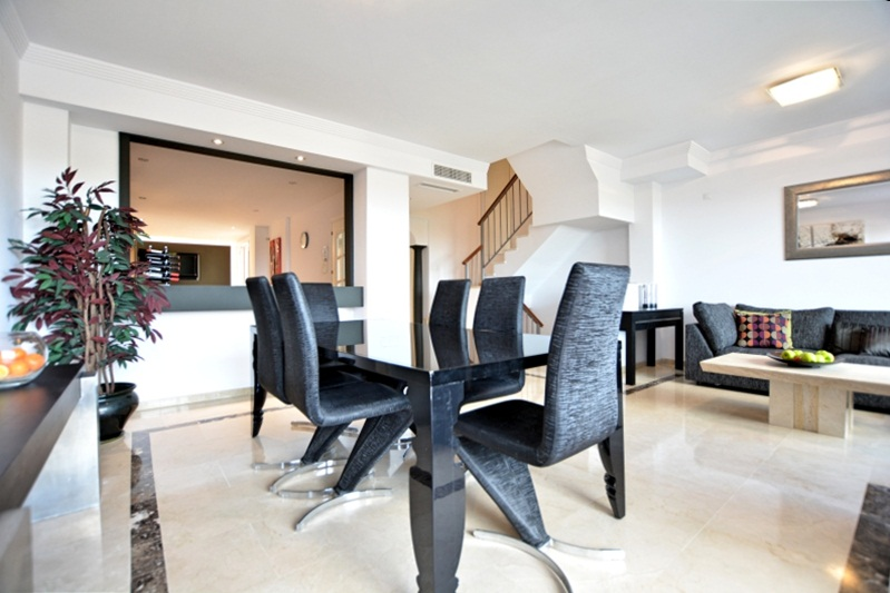 La Vizcaronda 3 Bed Modern Contemporary Townhouse Manilva Duquesa Port Estepona Marbella For Sale 2
